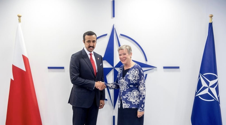 NATO Cooperation Discussed