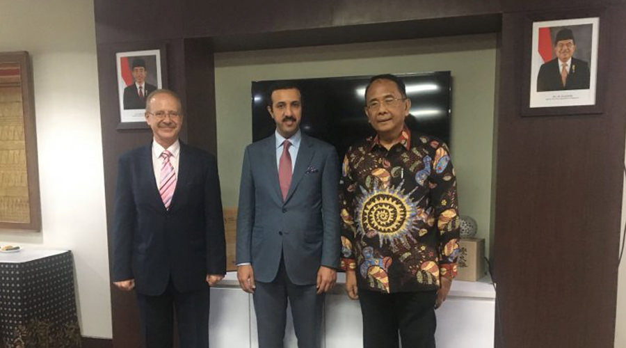 Derasat in Indonesia: Meeting With the 'Center for Strategic & International Studies'