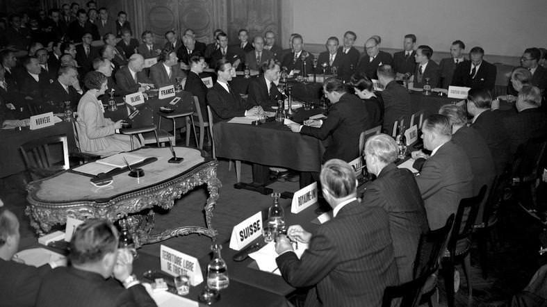 Saudi entrepreneurs and a 1950 Italian-US agreement model