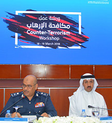 'Counter-Terrorism Workshop'