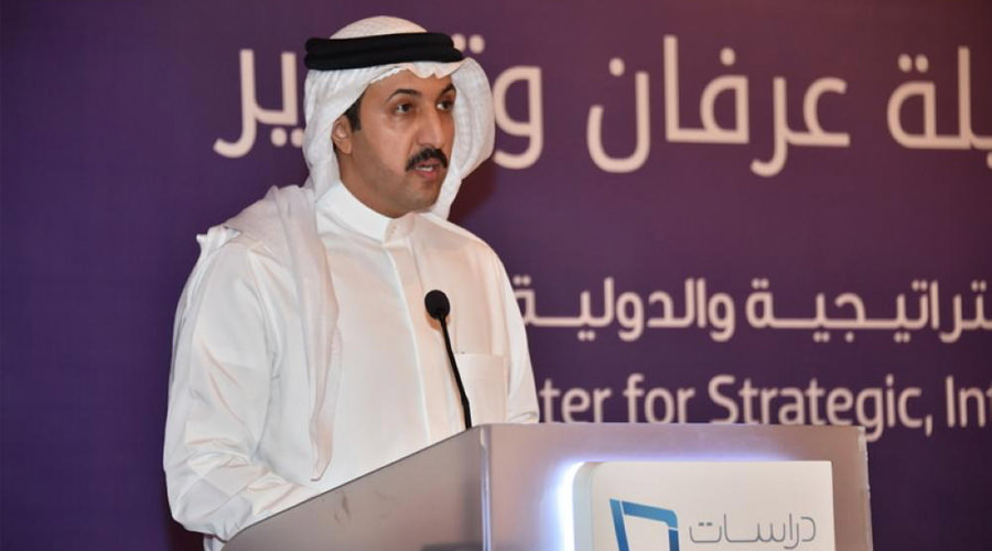 Dr. Sh. Abdulla Bin Ahmed: Derasat to Organize a Conference on the Rule of Al Khalifa and Qatar End of June