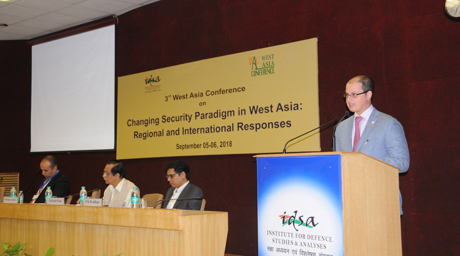 Third West Asia Conference