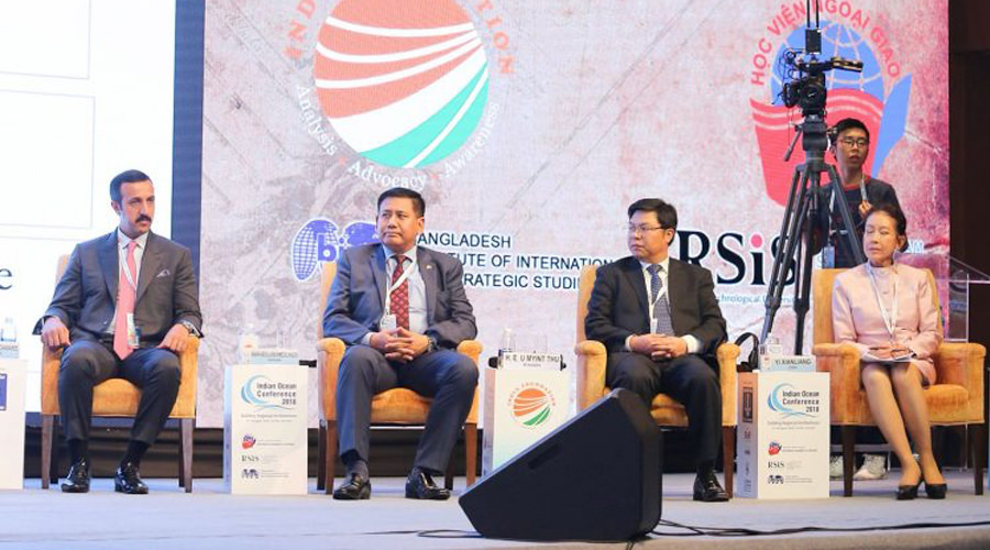 Indian Ocean Conference, August 2018