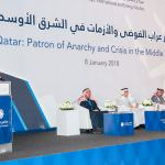 Qatar: Patron of Anarchy and Crisis in the Middle East