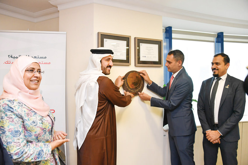 Government Service Centers awarded Gold Shields