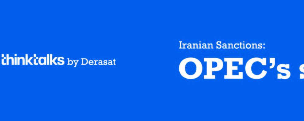 Iranian Sanctions: OPEC's Saviour?