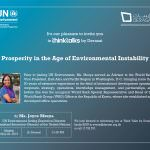 Prosperity in the Age of Environmental Instability