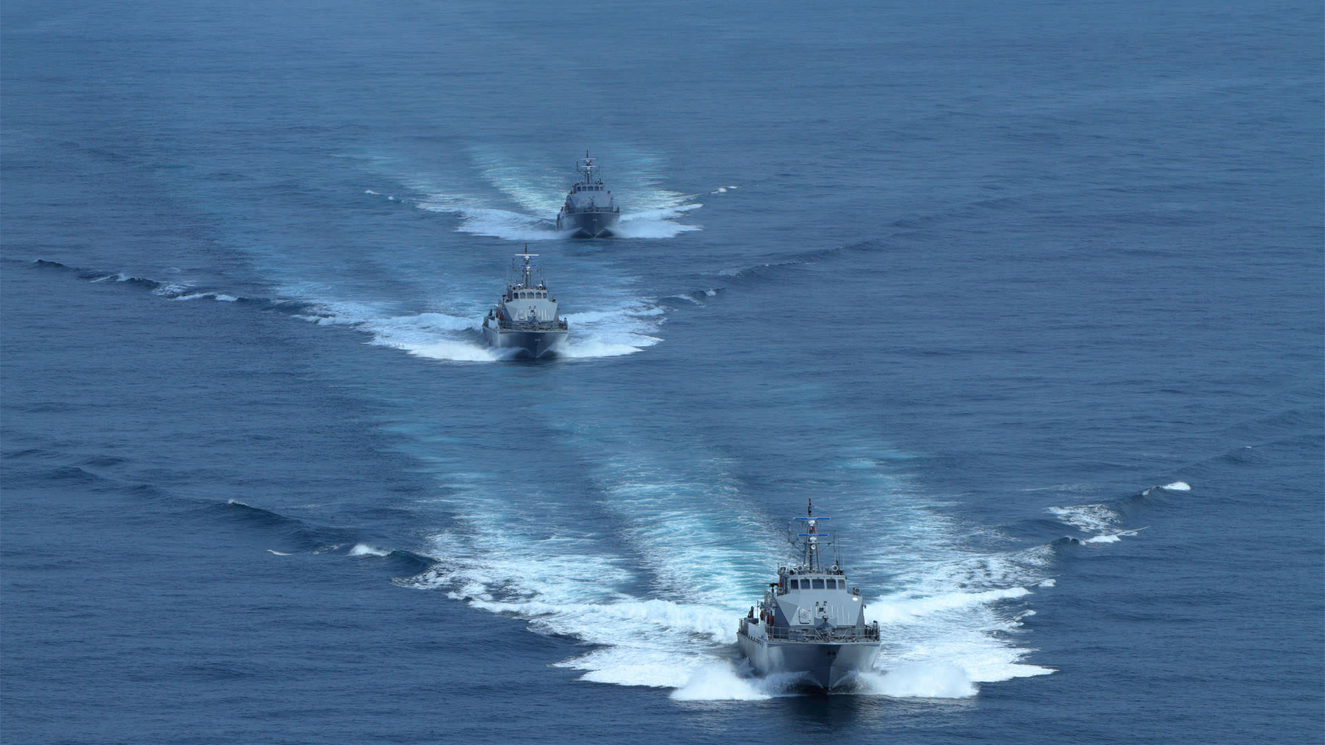 Pentagon's New Navy Force Plans