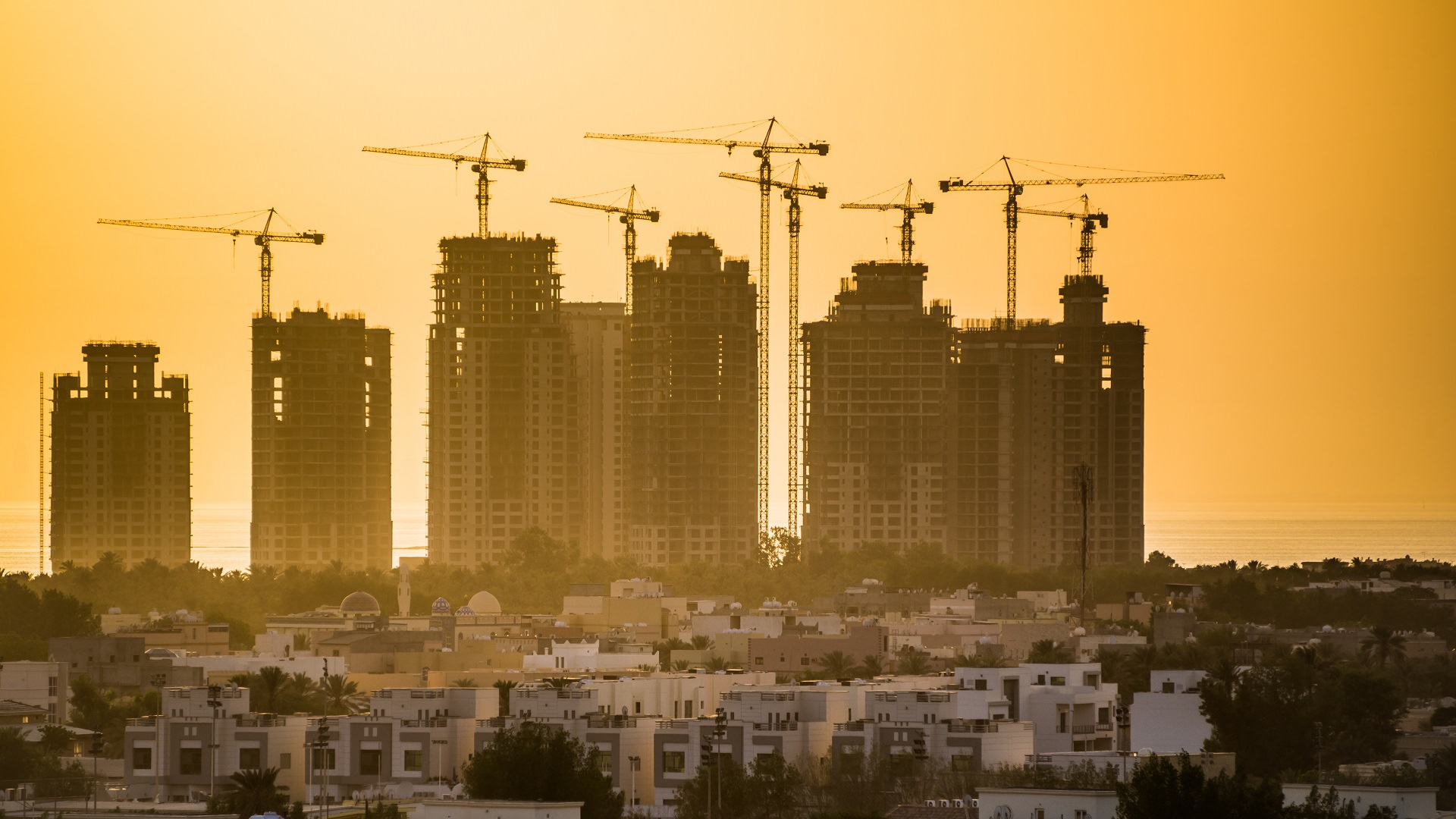 Is the Gulf construction boom economically sound?