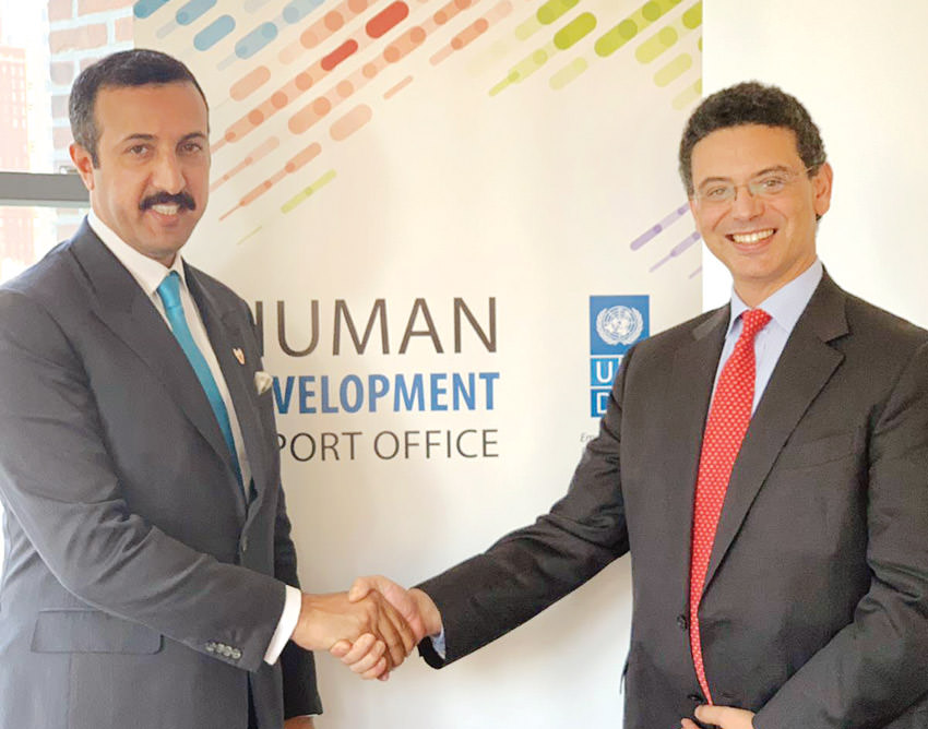 Meeting with UNDP Human Development Report Office