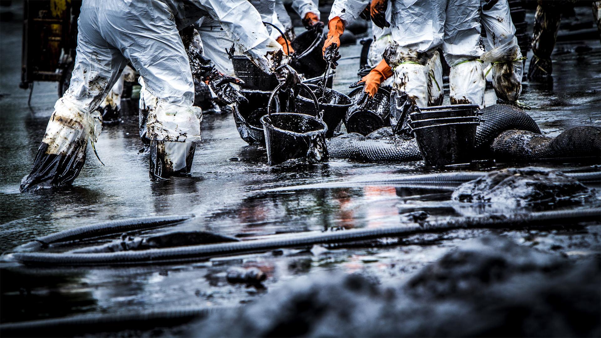 تمرينات مواجهة الكوارث البيئية .. التحدي يفرض الاستجابة