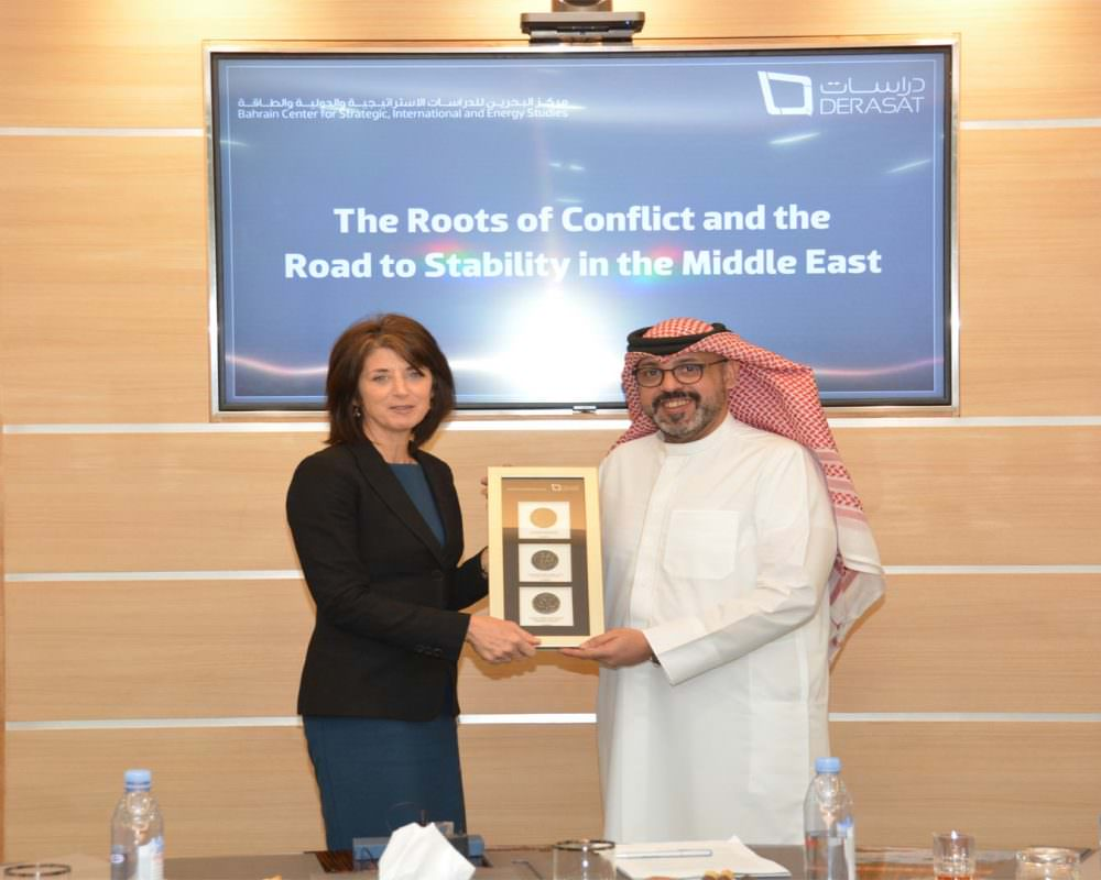 Round table: 'The Roots of Conflict and the Road to Stabilization'