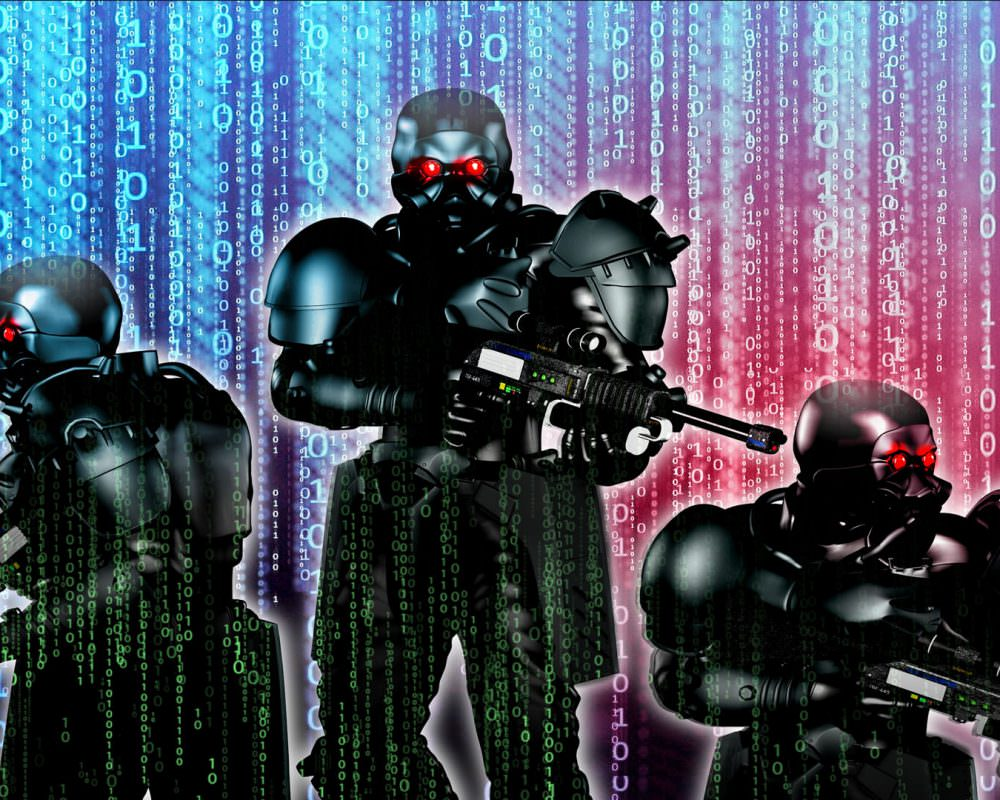 Cyber Security and the Military