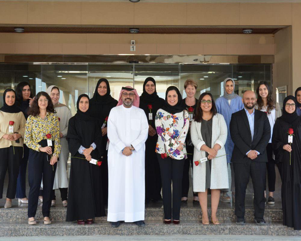 Derasat celebrates Bahrain Women's Day