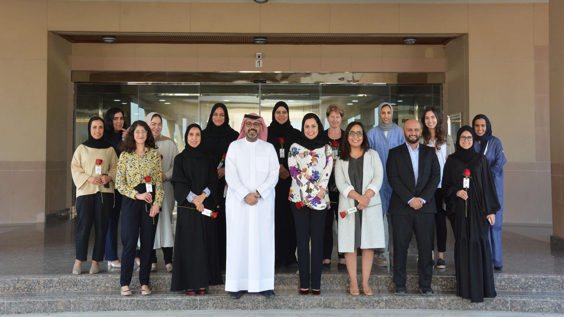 مركز دراسات يحتفل بيوم المرأة البحرينية