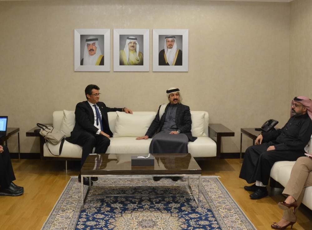 European Union Delegation visits Derasat