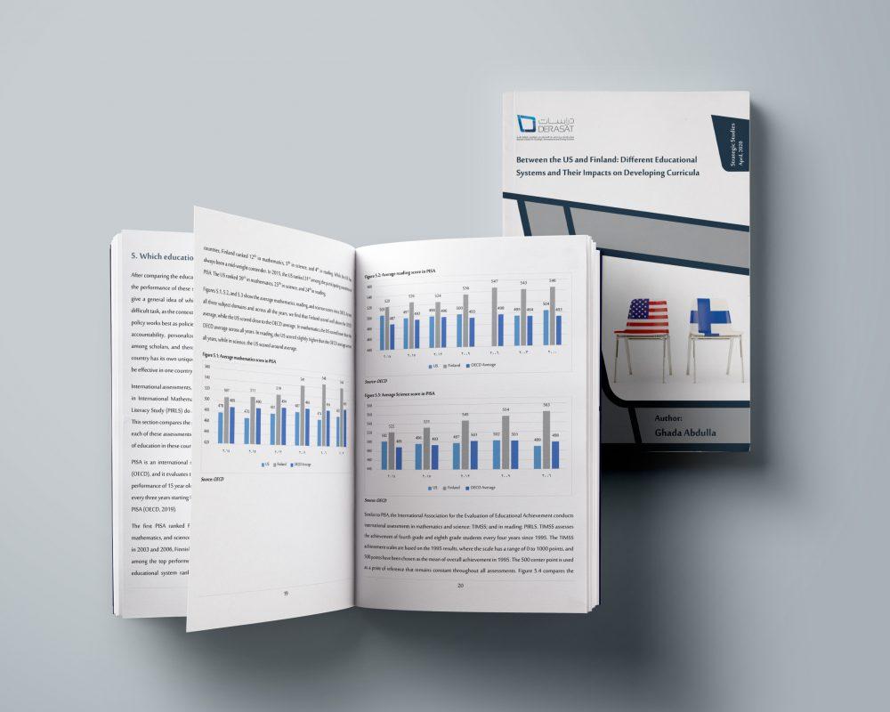 بين الولايات المتحدة وفنلندا: النظم التعليمية المختلفة وآثارها على تطوير المناهج
