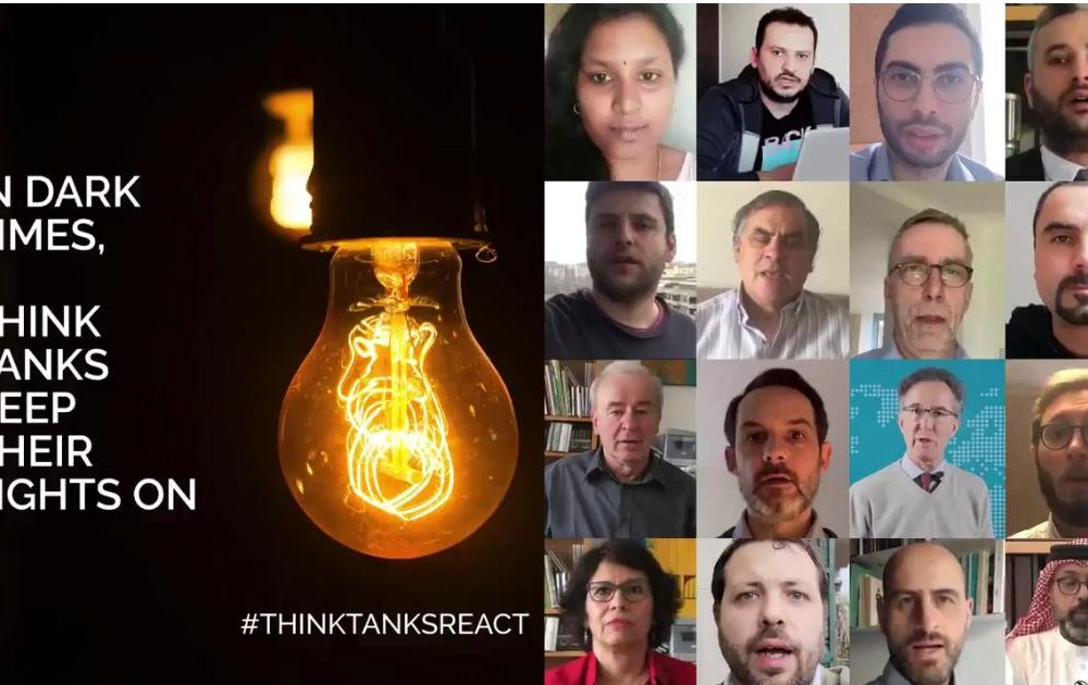 Derasat supports global campaign – #ThinkTanksReact