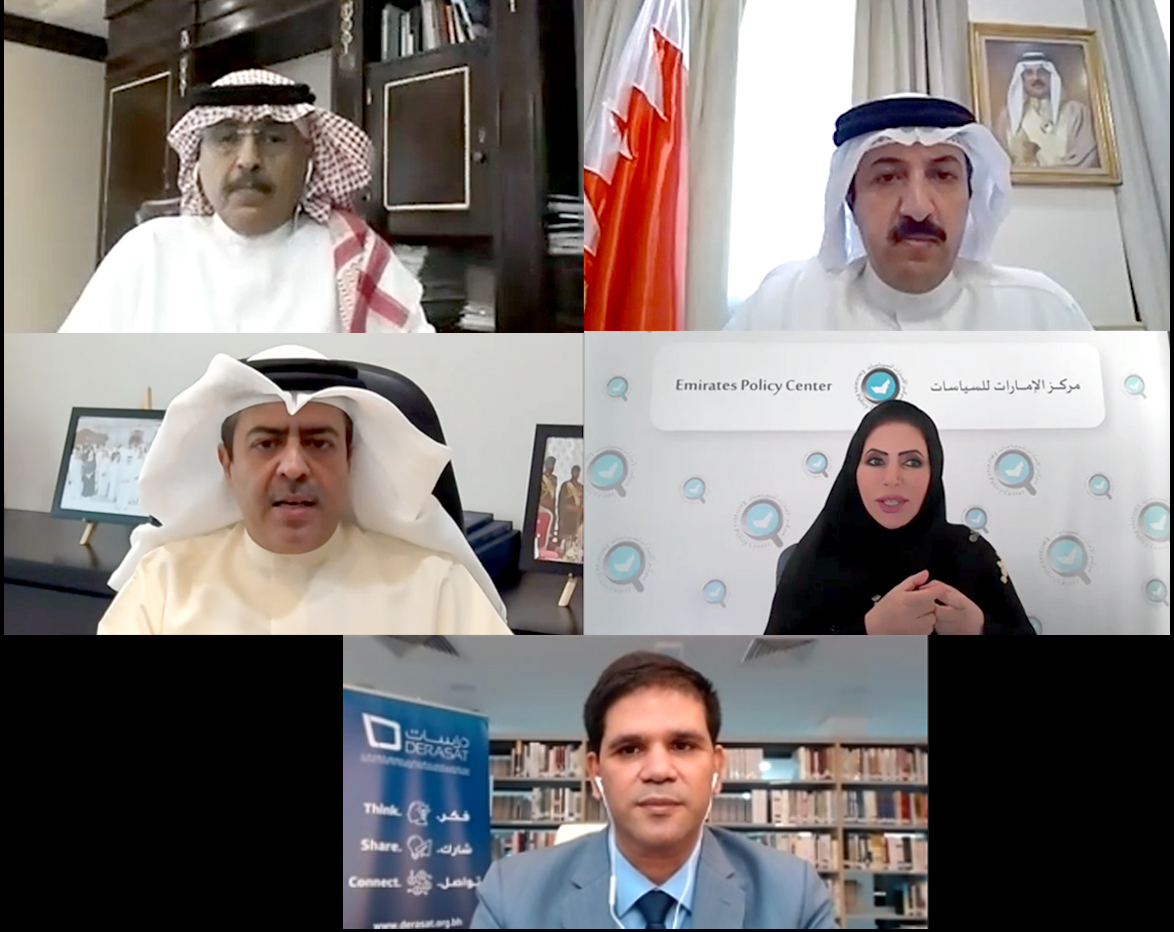Virtual ThinkTalk: Gulf States' Strategies to Manage the Corona Crisis