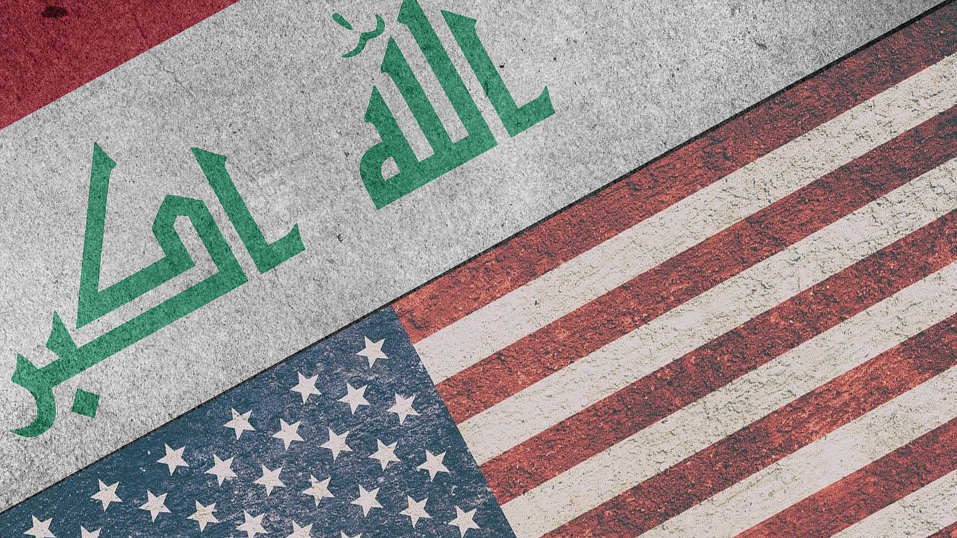 Strategic relations between Iraq & the USA