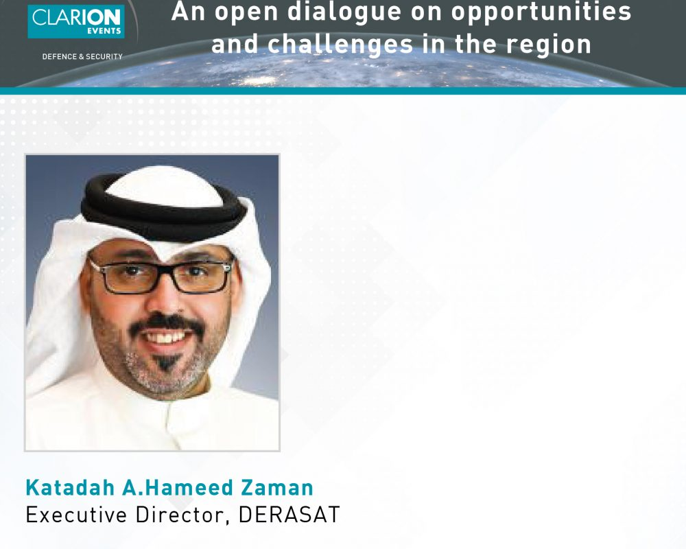 Webinar: Middle East Defence & Security: An open dialogue on opportunities and challenges in the region