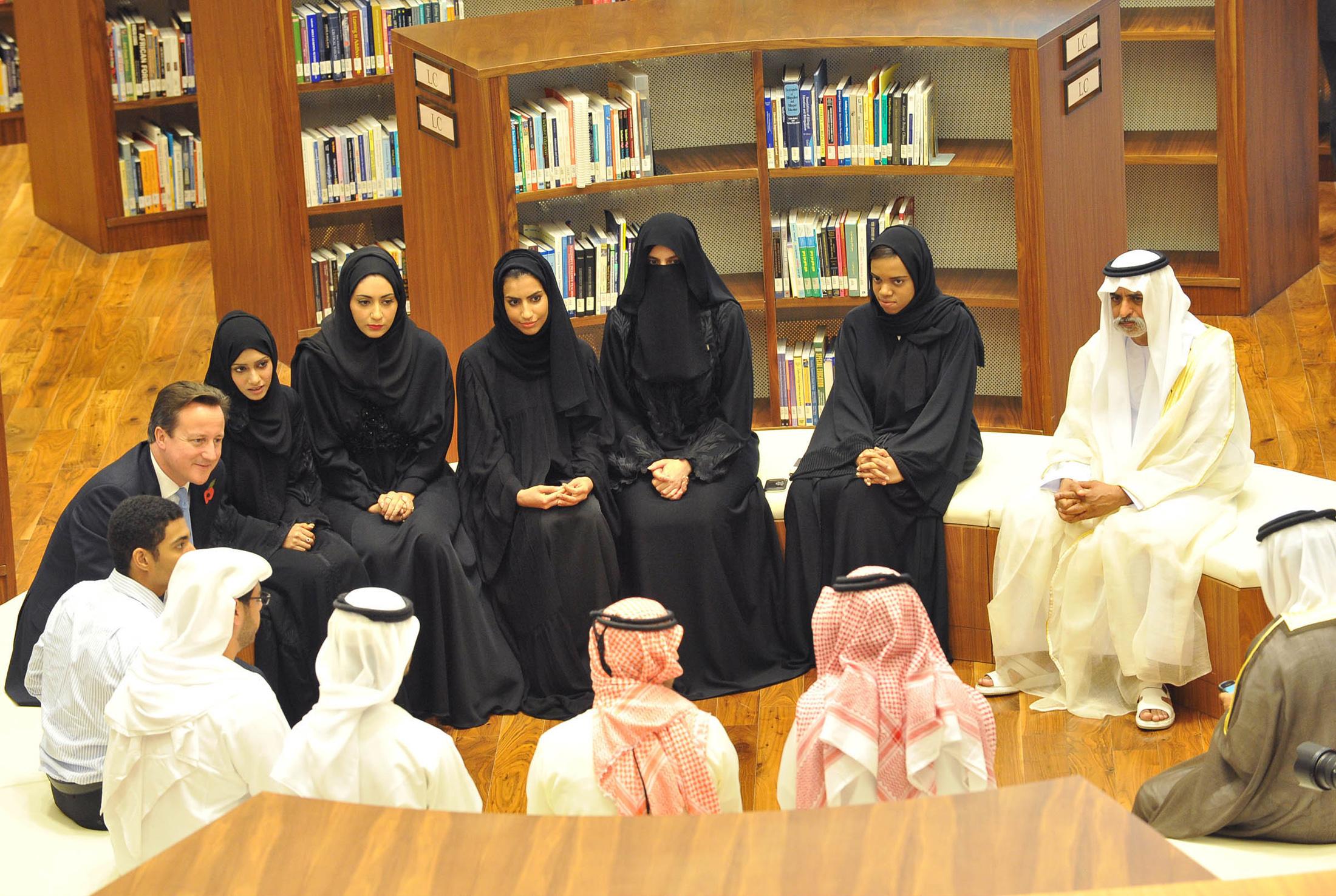 محدودية أنشطة البحث والتطوير في دول الخليج
