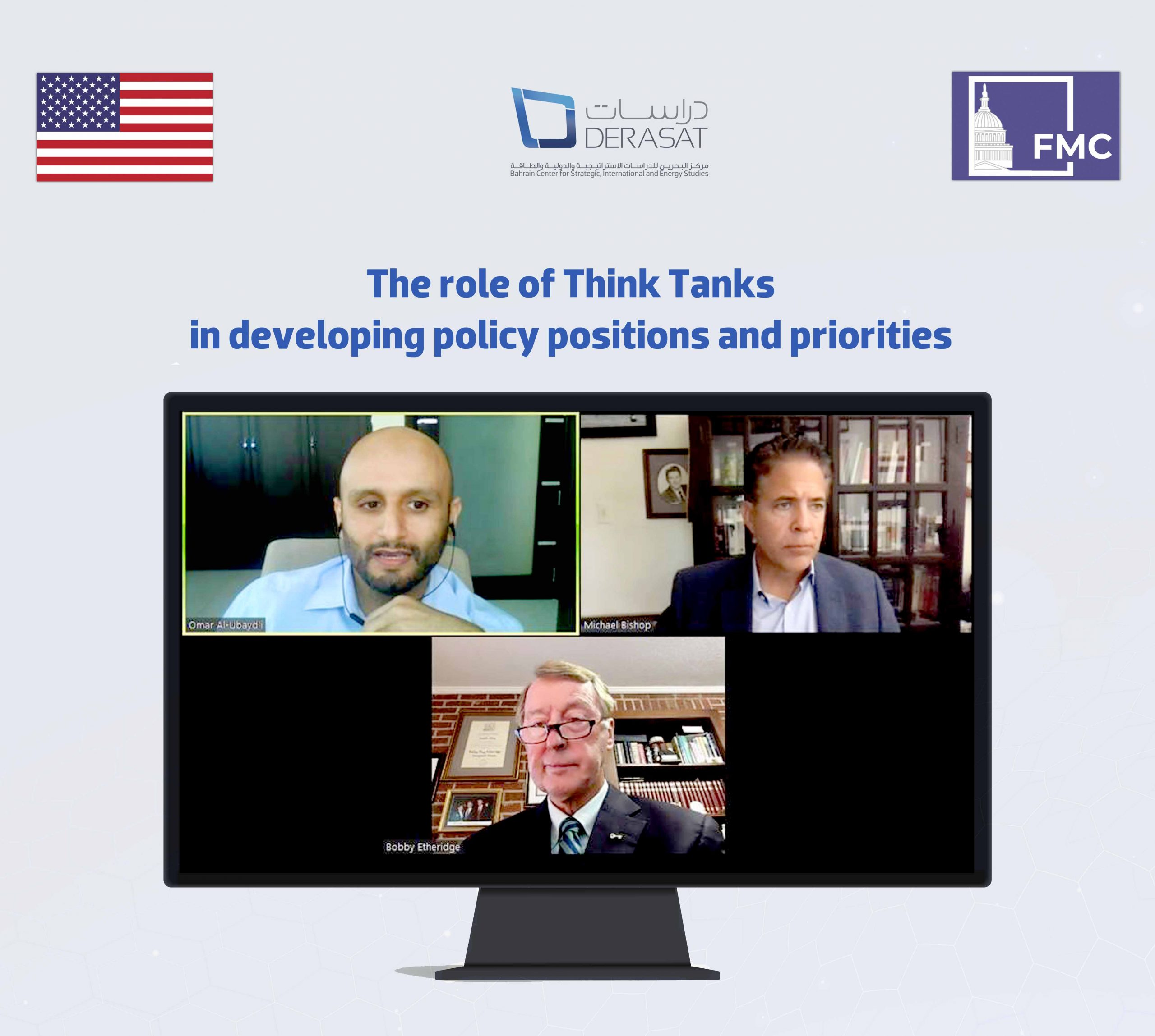 Virtual ThinkTalk: The role of Think Tanks in developing policy positions and priorities