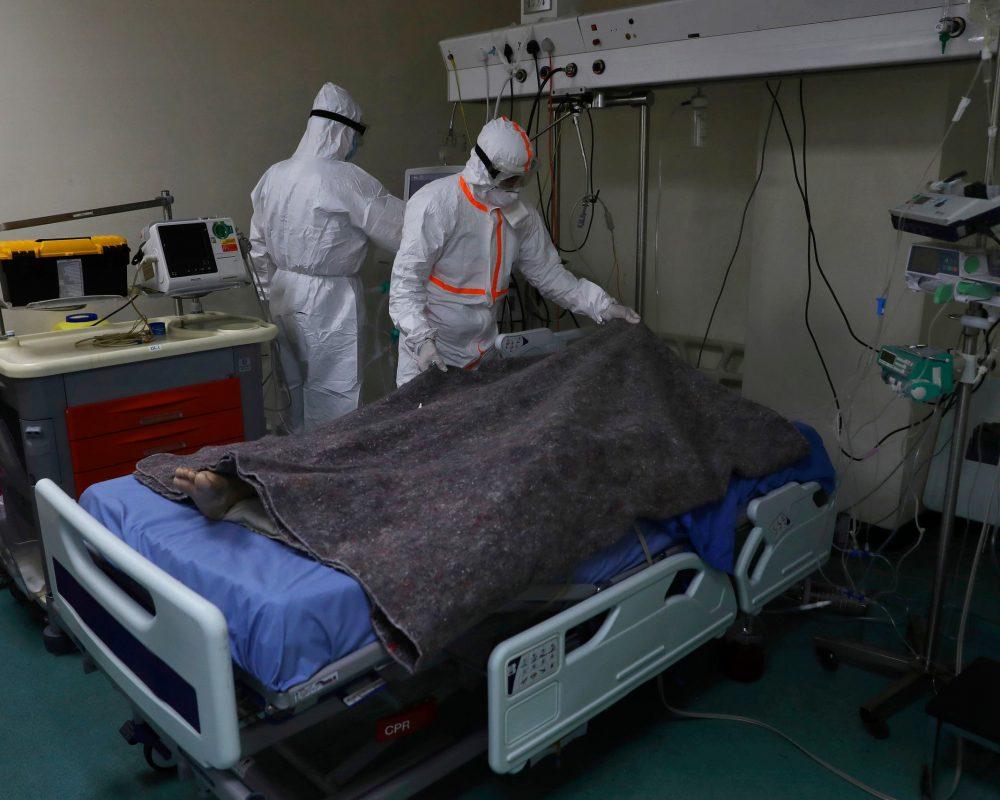 فيروس كورونا: لماذا تجعل الحرب البلدان أكثر مرونة في مواجهة كوفيد-19؟