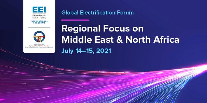 """مركز """"دراسات"""" يشارك في المنتدى العالمي لإمدادات الكهرباء"""