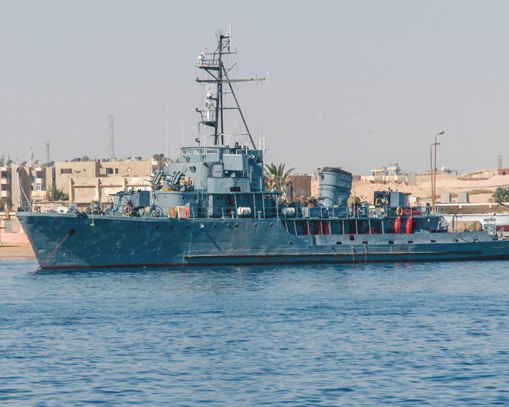 قاعدة بحرية مصرية على المتوسط: رؤية استراتيجية