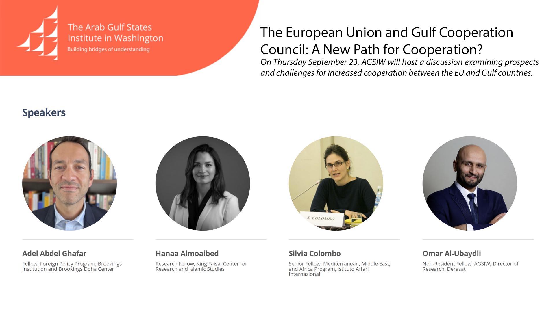 الاتحاد الأوروبي ومجلس التعاون الخليجي: مسار جديد للتعاون؟