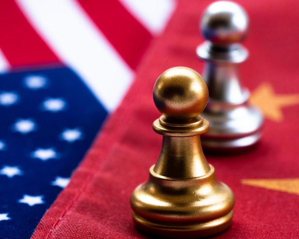 الاستراتيجية البحرية الأمريكية لمواجهة الصين